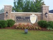 Lots in The Overlook Subdivision